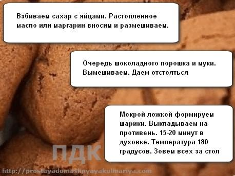 Pechene s kakao 2