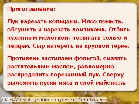 Myaso po-frantsuzski s ananasami 2